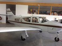 N1067J @ VPZ - N1067J at home in its hanger at VPZ - by David J.