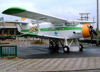 RA-70623 @ EFUT - Antonov An-2P [1G130-01] Utti~OH 17/05/2003