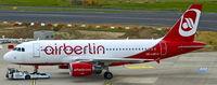 OE-LOB @ EDDL - Niki (Air Berlin cs.), is here at Düsseldorf Int´l(EDDL) during push back - by A. Gendorf