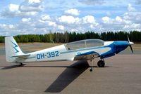 OH-392 @ EFTU - Sportavia RF-5 [5043] Turku~OH 15/05/2003