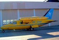 SE-GHH @ ESKN - Mitusbishi MU-2B-20 [222] (Nyge-Aero) Stockholm-Skavsta~SE 31/05/2002