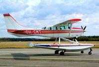 OH-CMT @ EFPO - Cessna U.206F Stationair [U206-02702] Pori~OH 15/05/2003