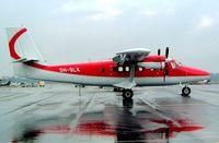 OH-SLK @ EFHF - De Havilland Canada DHC-6-300 Twin Otter [260] Helsinki-Malmi~OH 14/05/2003