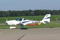 G-GAEA @ EHLE - Lelystad Airport - by Jan Bekker