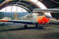 OH-SFJ @ EFHV - Saab S.91D Safir [91-412] Hyvinkaa~OH 18/05/2003