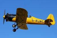 G-RLWG @ EGBR - at Breighton's Heli Fly-in, 2013 - by Chris Hall