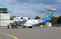 UR-74007 @ EFPO - Antonov An-74-200 [36547095903] (Aero-Charter Airlines) Pori~OH 15/05/2003