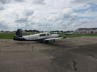 C-GAAJ @ KOSH - Taxing at Oshkosh - by steveowen