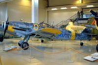 MT-507 @ EFJY - Messerschmitt Bf.109G-6 [167271] Jyvaskyla-Tikkakoski~OH 16/05/2003 - by Ray Barber