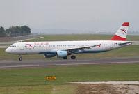 OE-LBC @ LOWW - Austrian A321 - by Thomas Ranner