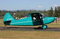 CF-ZLV @ KAWO - KAWO/AWO Fly in 2013 - by Nick Dean