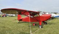 N221EC @ KOSH - Airventure 2013