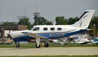 N3051B @ KOSH - Airventure 2013