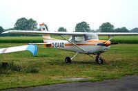 D-EAAD @ EDOI - Cessna 152 [152-81564] Bienenfarm~D 15/05/2004 - by Ray Barber
