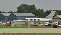 N646CA @ KOSH - Airventure 2013