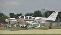 N240HC @ KOSH - Airventure 2013