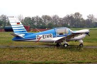 D-EIVR @ EDOI - PZL-Okecie PZL-110 Koliber 150 [03900043] Bienenfarm~D 15/05/2004 - by Ray Barber