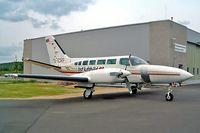 D-ICRF @ EDAZ - Cessna 404 Titan [404-0406] (BSF Luftbild) Schonhagen~D 14/05/2004 - by Ray Barber