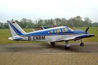D-ENBM @ EDOI - Piper PA-28R-180 Cherokee Arrow [28R-30678] Bienenfarm~D 15/05/2004 - by Ray Barber