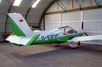 D-EBVP @ EDAE - Socata MS.894A Minerva 220 [11056] Eisenhuttenstadt~D 16/05/2004 - by Ray Barber