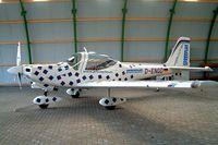 D-ENGD @ EDAE - Grob G-115D Acro [82018] Eisenhuttenstadt~D 16/05/2004 - by Ray Barber