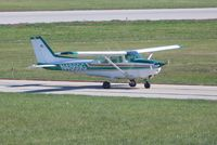 N4869G @ KOSU - Cessna 172N - by Mark Pasqualino