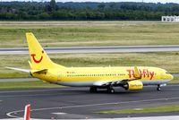 D-AHFL @ EDDL - Boeing 737-8K5 [27985] (TUIfly) Dusseldorf~D 18/06/2011 - by Ray Barber
