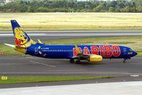 D-AHFM @ EDDL - Boeing 737-8K5 [27986] (TUIfly) Dusseldorf~D 18/06/2011 - by Ray Barber