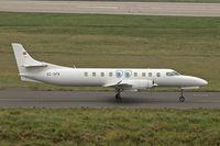 EC-GFK @ EGBB - 1977 Swearingen SA226-AT Merlin IVA, c/n: AT062