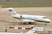 N125TM @ EGBB - 2006 Bombardier BD-100-1A10, c/n: 20104