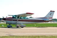 N5208D @ KOSH - Cessna 172N Skyhawk [172-72451] Oshkosh-Wittman Regional~N 30/07/2008 - by Ray Barber