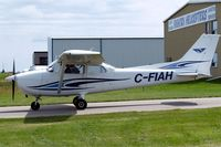 C-FIAH @ CYBW - Cessna 172N Skyhawk [172-69669] Calgary Springbank~C 22/07/2008 - by Ray Barber