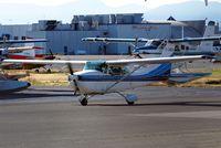 C-GMXV @ CYVR - Cessna 172L Skyhawk [172-63548] Vancouver~C 21/07/2008 - by Ray Barber