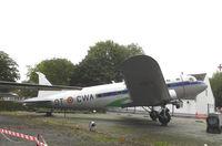 LX-DKT @ EBMB - Belgian AF Open House , 65 years - Transportation - 15th Wing .40 years C-130H Hercules. (Preserved Dakota Museum, 5th Wing Moelsbroek, Belgium. Painted as K-1/OT-CWA Belgian Air Force. Added by Admin October 3 2013) - by Henk Geerlings