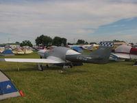 C-GFAB @ KOSH - 2011 Lancair 320/360 - by steveowen