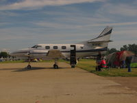 N154L @ KOSH - Parked at Oshkosh - by steveowen