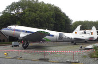 LX-DKT @ EBMB - Belgian AF Open House at Melsbroek AFB.65 Years Transportation  - 15th Wing - by Henk Geerlings