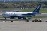 OY-SRG @ VIE - Star Air (Maersk) Boeing 767-200