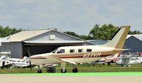 N37VM @ KOSH - Airventure 2013