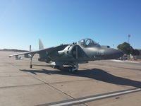 165397 @ KIWA - US Marine Corps Harrier at KIWA