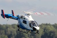 D-HPNA @ EDDV - Police heli on duty.... - by Holger Zengler