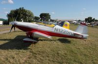N1225R @ KOSH - Vans RV-4/Harmon Rocket - by Mark Pasqualino