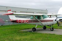 C-GFOG @ CSS3 - Cessna 152 [152-84265] Les Cedres~C 18/06/2005 - by Ray Barber