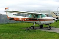 C-GGEU @ CSS3 - Cessna 152 [152-84324] Les Cedres~C 18/06/2005 - by Ray Barber