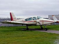 C-GXKP @ CSS3 - Grumman-American GA-7 Cougar [GA7-0016] Les Cedres~C 18/06/2005 - by Ray Barber
