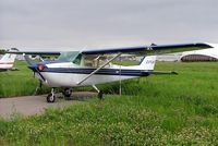 C-FYJK @ CSS3 - Cessna 172K Skyhawk [172-58187] Les Cedres~C 18/06/2005 - by Ray Barber