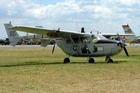 N502A @ KOSH - Cessna O-2A Super Skymaster [337M-0415] Oshkosh-Wittman Regional~N 30/07/2008 - by Ray Barber