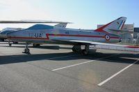 48 @ LFBO - Dassault Super Mystere B.2 (12-UA), Les Ailes anciennes Toulouse -Blagnac (LFPO) - by Yves-Q