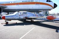 24 @ LFBO - Morane-Saulnier MS.760 Paris 1R (330-DB), Les Ailes anciennes Toulouse -Blagnac (LFPO) - by Yves-Q