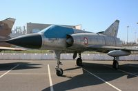 90 @ LFBO - Dassault Mirage IIIC, Les Ailes Anciennes Toulouse-Blagnac (LFBO) - by Yves-Q